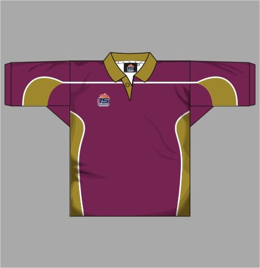 Rugby League Jerseys 09