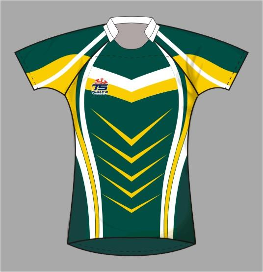 Rugby League Pro Fit Jerseys 12