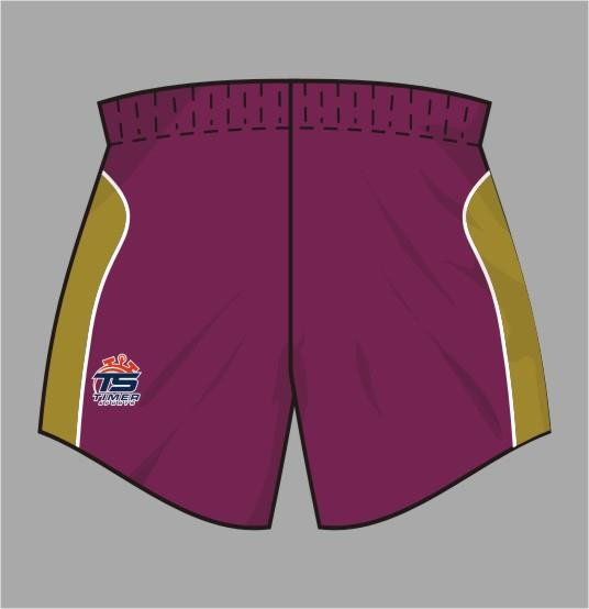 Rugby Union Shorts 09